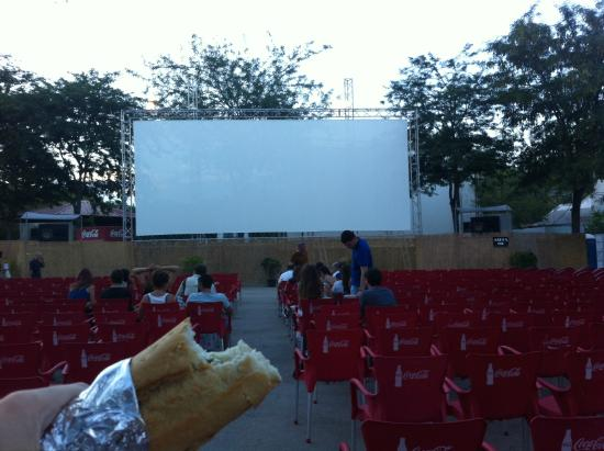 Fescinal Outdoor Cinema (Cine de Verano)