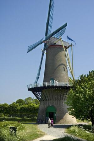 Hulst, The Netherlands: Stadsmolen