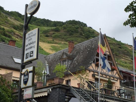 Hotel Restaurant Zum Valwiger Herrenberg