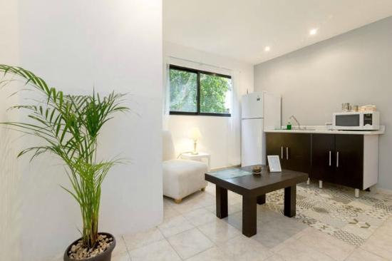 Casa Che B&B: Área Común Habitación Suite