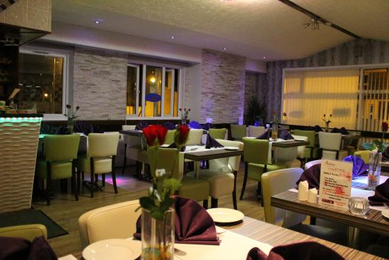 New look picture of asiana indian restaurant rayleigh for Asiana indian cuisine