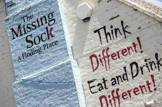 The Missing Sock: TMS