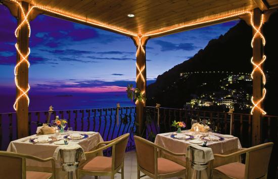Wonderful restaurant - Review of Adamo ed Eva by Eden Roc, Positano ...