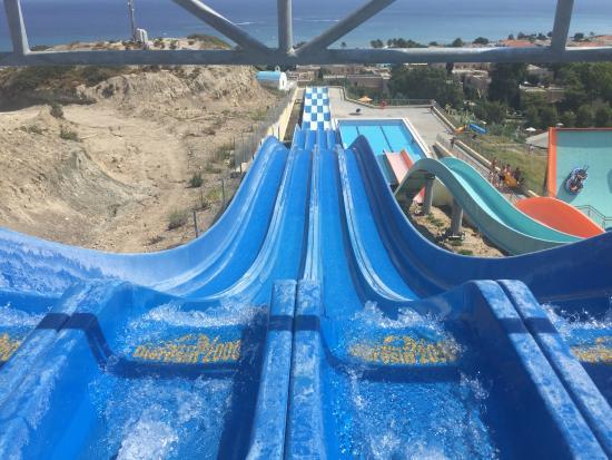 scivolo singolo - Picture of Aquatica Water Park ...