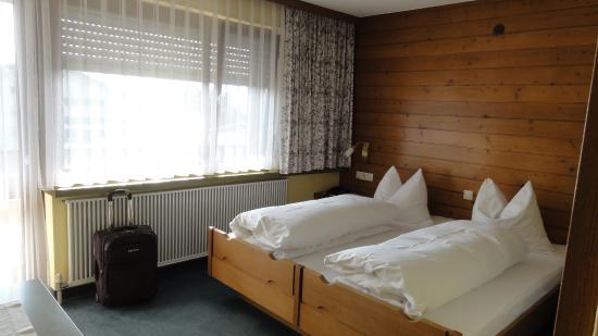 Hotel Rössle: Zimmer