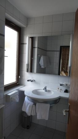 Hotel Rössle: Badezimmer
