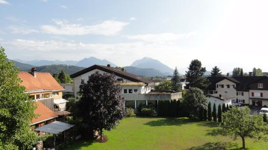 Hotel Rössle: Ausblick