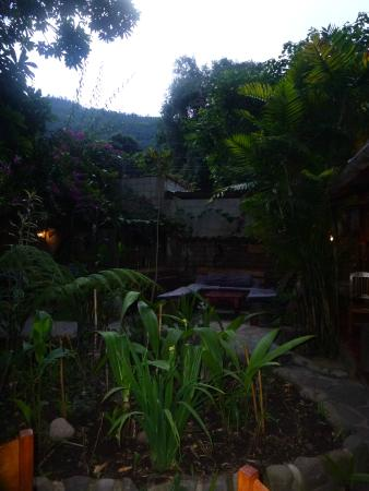 Il Giardino: Patio Paradise.