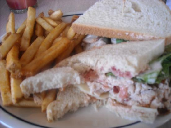 IHOP: South Club Sandwich