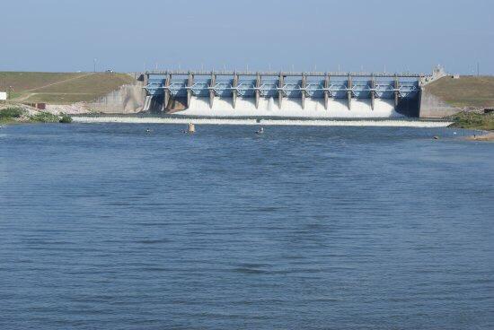 Lake Livingston Dam | Mapio.net