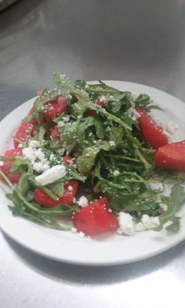 Slab Town Pizza: Watermelon Salad