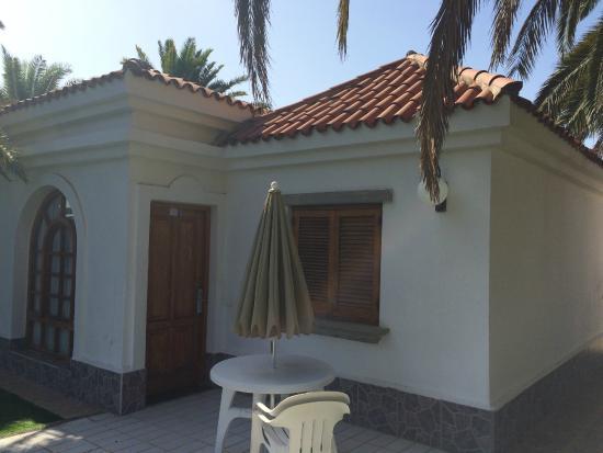 Panoramico picture of eo suite hotel jardin dorado for Bungalows jardin dorado