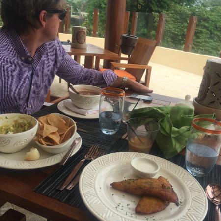 Lunch at La Mesa