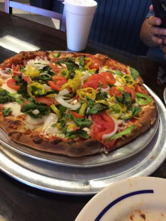 Best pizza around review of joe 39 s world famous for Asian cuisine athens al