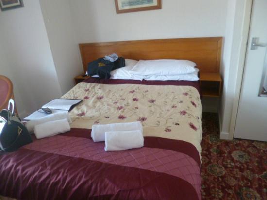 Trevone Hotel: room