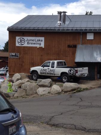 June Lake Brewing
