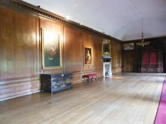 Almost Empty Room Picture Of Kensington Palace London