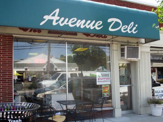 New Providence, نيو جيرسي: Avenue Deli
