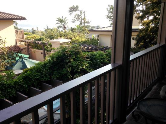 horizon inn ocean view lodge chambre lit king size vue ocean loggia - Chambre Lit King Size