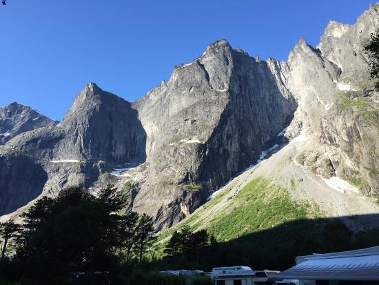Trollveggen Camping: photo0.jpg