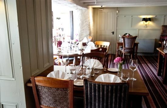 Norway Inn: Dining room