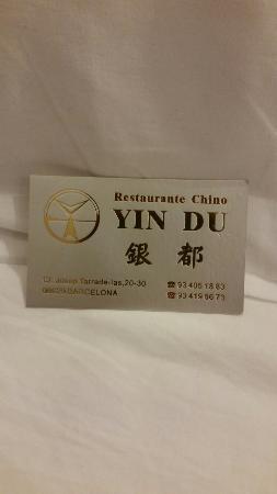 Yin Du