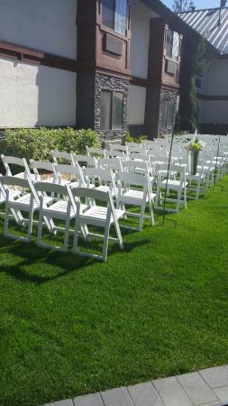 Great wedding venue!