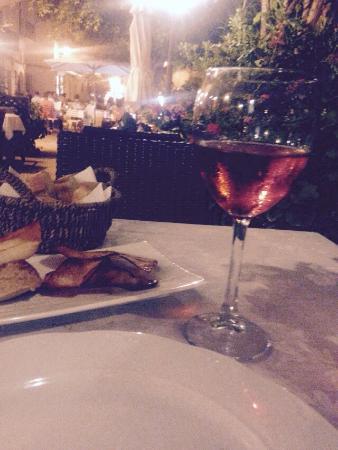 Hotel La Ventana: Romantic setting