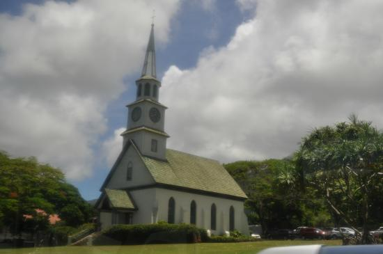 Kaahumanu Church: 外観