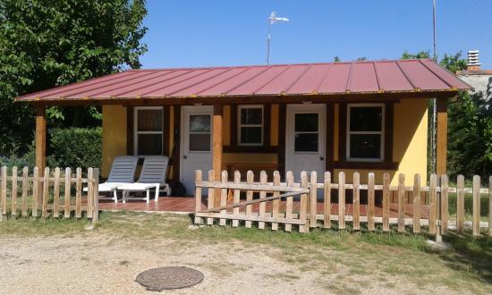 Cubillas de Santa Marta, España: bungalow