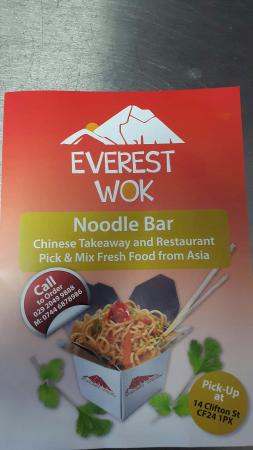 ‪everest wok noodle bar‬