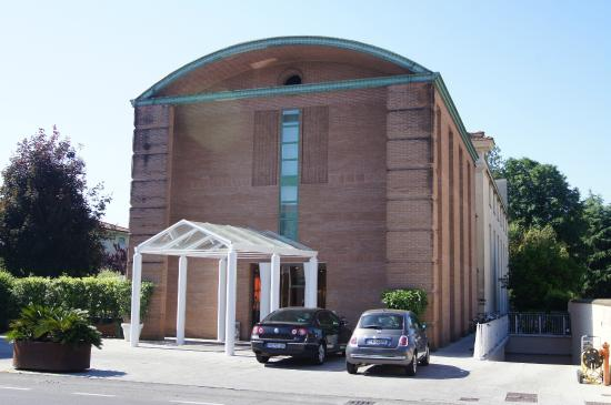 Hotel San Marco: Entrance