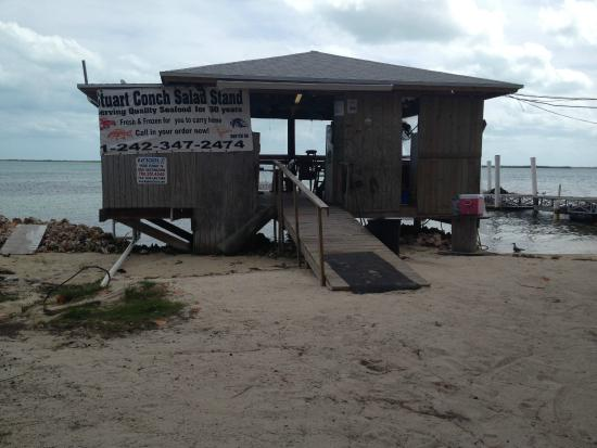 Sea Crest Hotel and Marina: Conch Shack