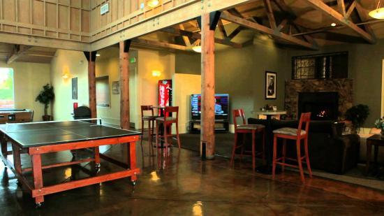 Angels Camp, Kalifornia: Rec Room