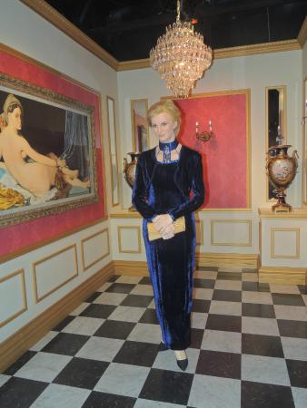 Hollywood Wax Museum: Princess Diana