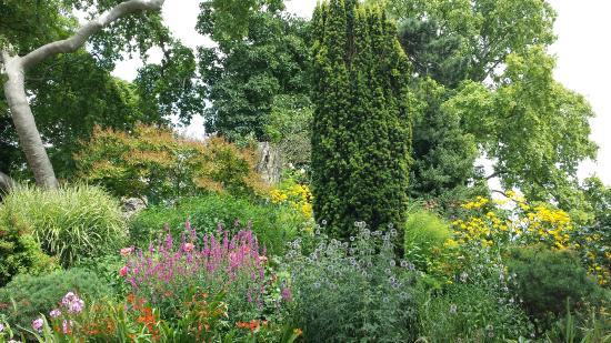 Paris, Frankrike: jardins très étudiés