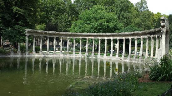 Paris, Frankrike: colonnes corinthiennes
