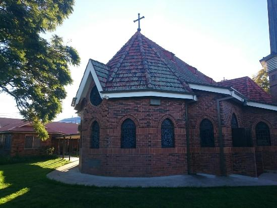 Goondiwindi, Australia: Holy Trinity Church