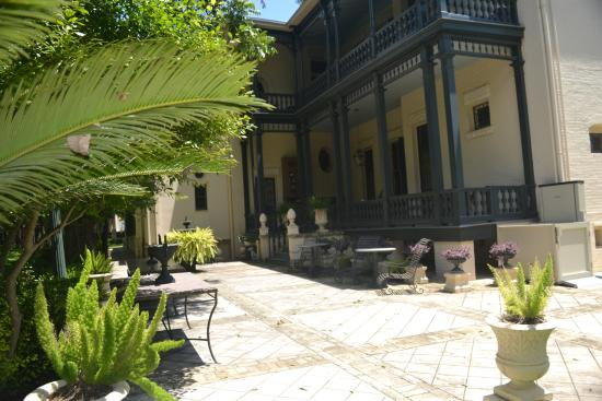 The Homes Patio Picture Of Villa Finale Museum Gardens San
