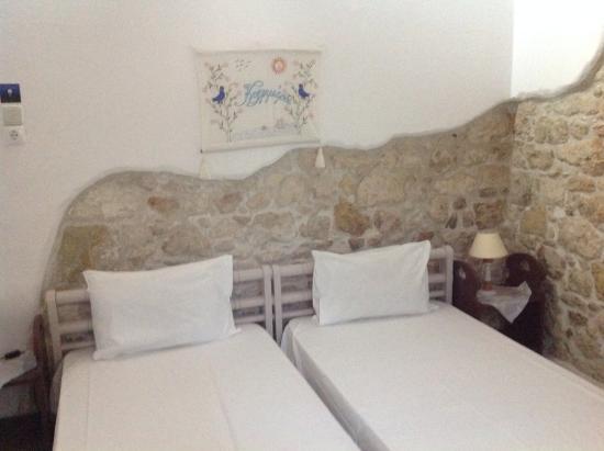 Cretan Villa Hotel & Apartments : Letti