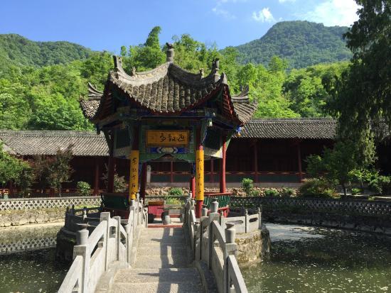 Liuba County, Chine : Photo 2