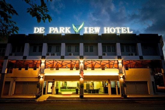 De Parkview Hotel