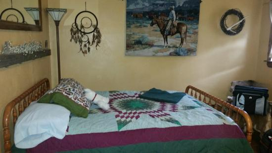 Badger Creek Ranch: Bedroom