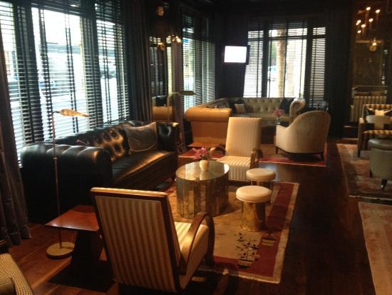 The Spectator Hotel Bar