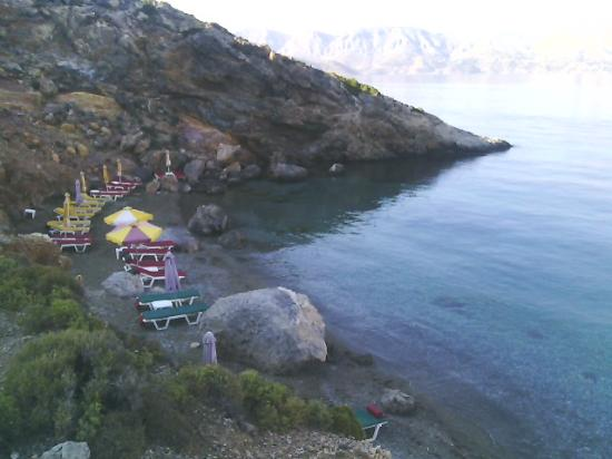 Telendos, Grecia: paradise beach... the best little nude beach in the world!!!