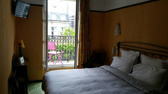 Hotel les Jardins du Luxembourg: 3rd floor