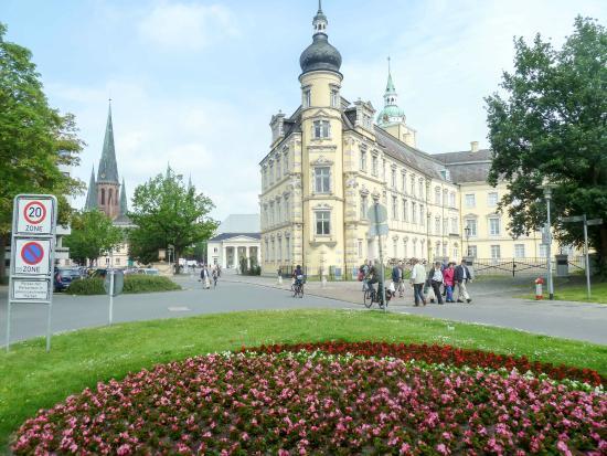 oldenburg palace picture of schloss oldenburg. Black Bedroom Furniture Sets. Home Design Ideas