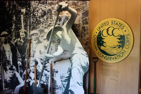 Minnesota Discovery Center: CCC