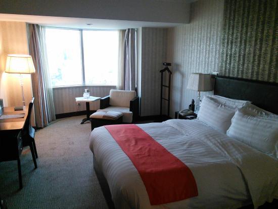 Asia Hotel: 客室