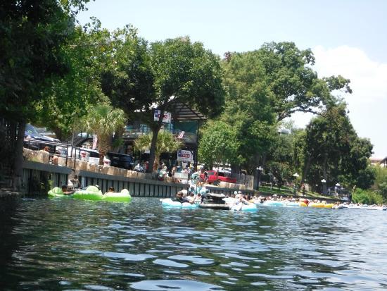 San Marcos Tx Restaurants On River